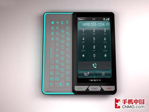 Android powered LG C710 Aloha smartphone   SlipperyBrick