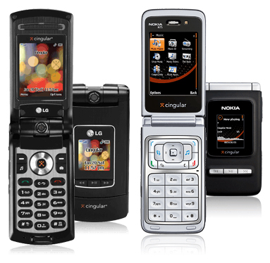 Nokia N75 and LG CU500v now on sale