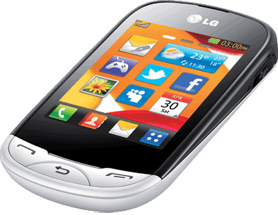LG EGO Wi Fi pictures  official photos