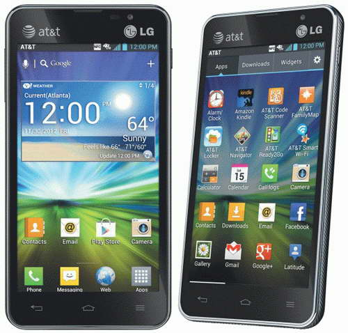 LG Escape P870 mobile price and specifications