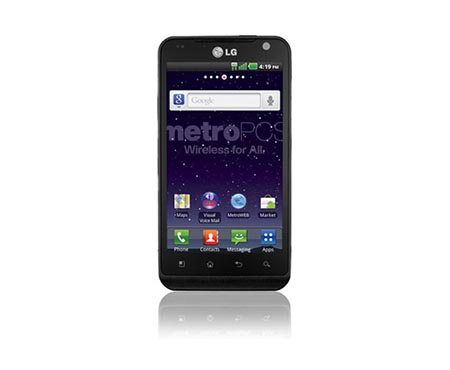 LG Esteem MS910  Android Smartphone with HD Video Recorder   LG USA