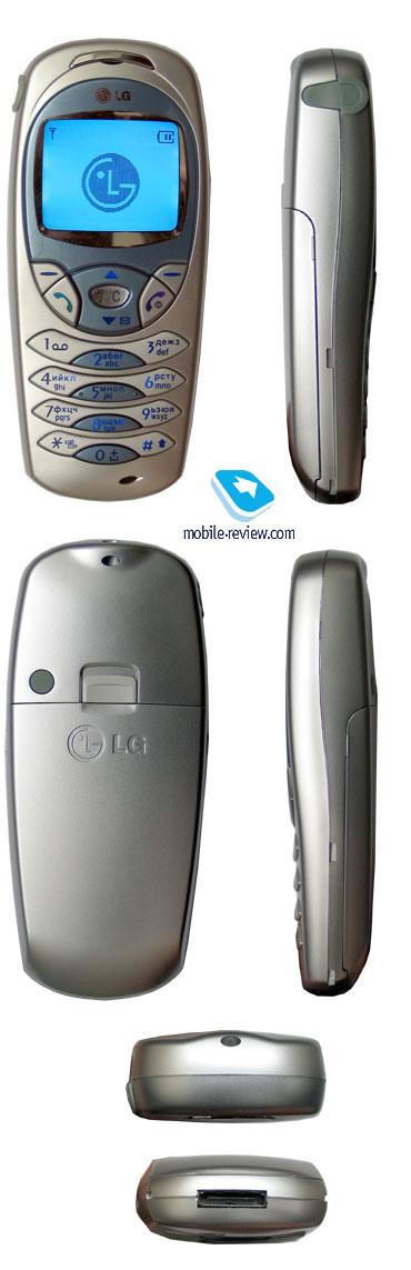 Mobile review com            GSM                  LG G1500