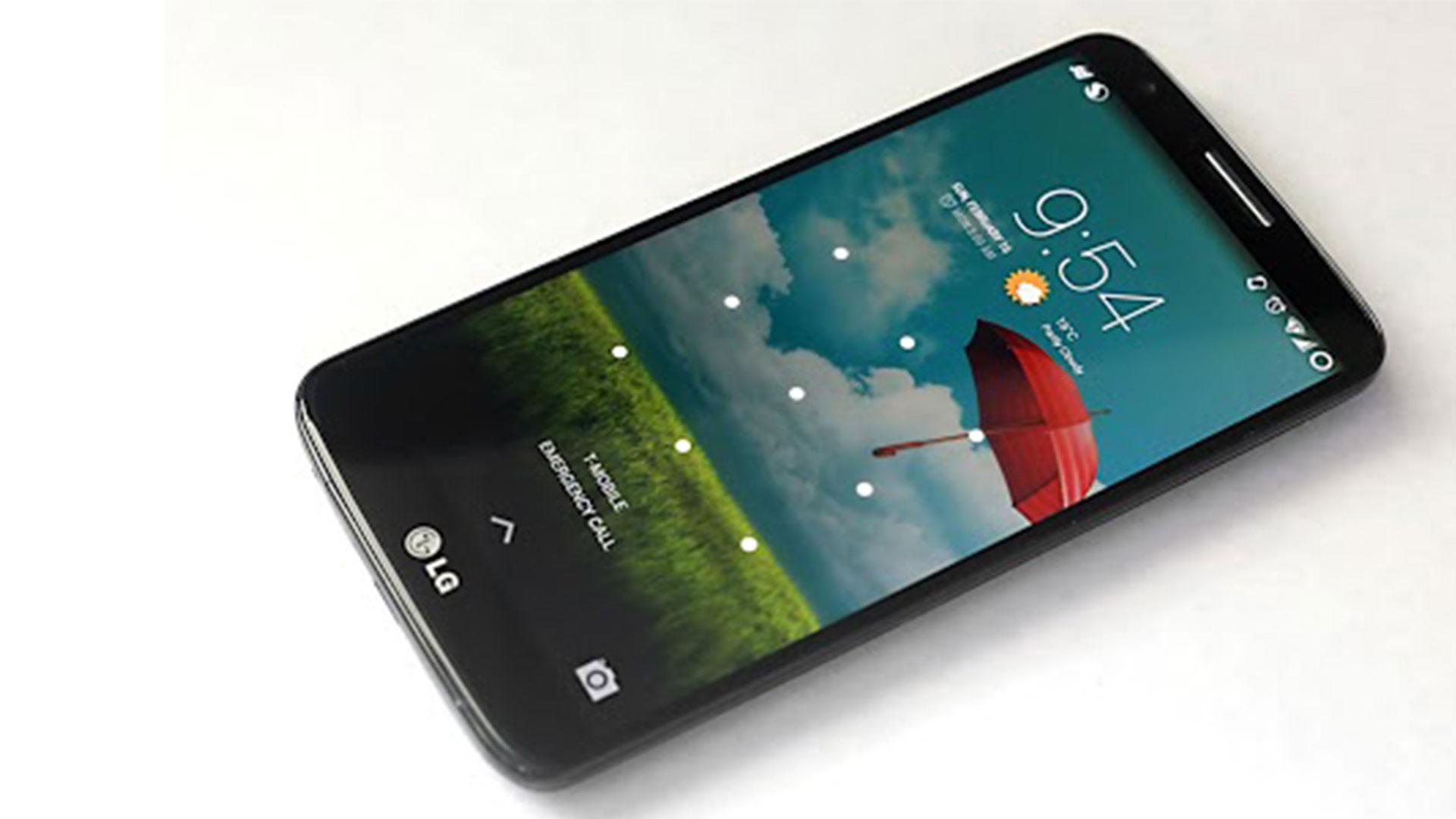 Gambar LG G2 Mini