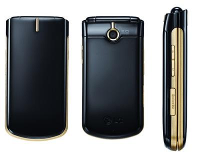 Stylish looking LG GD350 headed to the Russian market