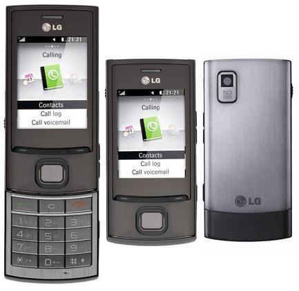 LG MOBILE PHONE  LG GD550 Pure