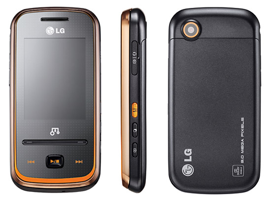 LG GM310 pictures  official photos