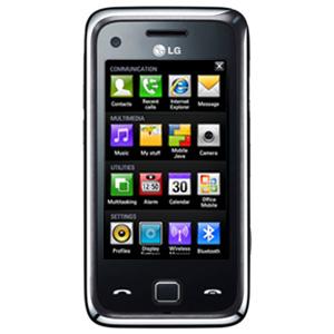 LG Eigen GM730 Smartphone   Tech TolMol   TolMol