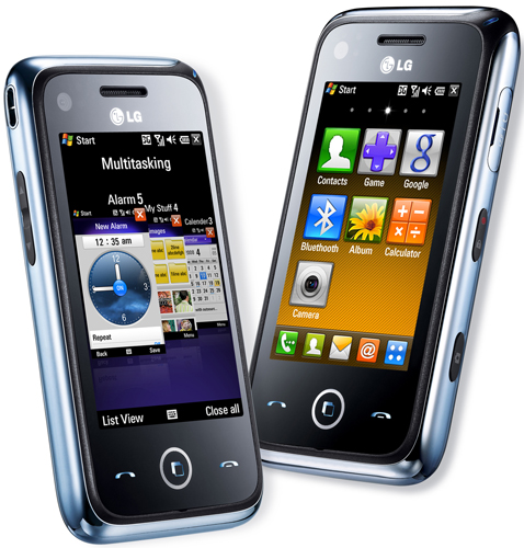 LG Windows Mobile GM750 Firmware Flasher Download