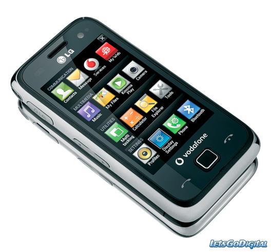LG GM750   LetsGoDigital