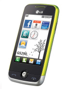 LG GS290 Cookie Fresh   Full phone specifications