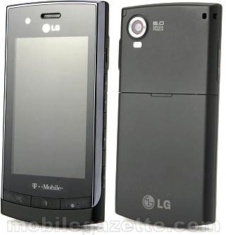 LG GT500 PUCCINI   Tk  5 000