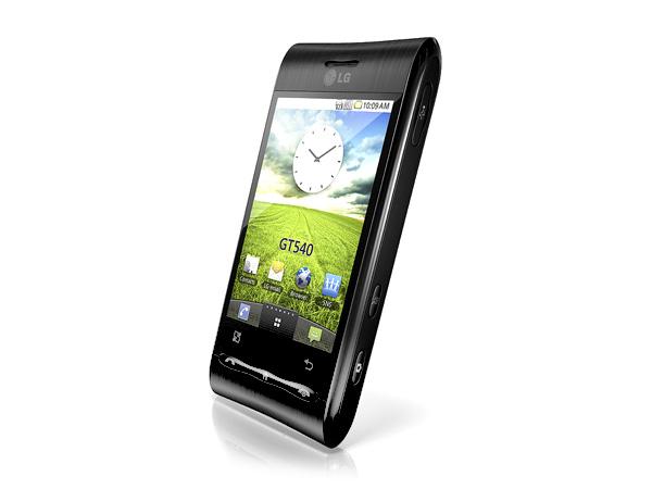 LG GT540 Optimus Gets ICS     xda