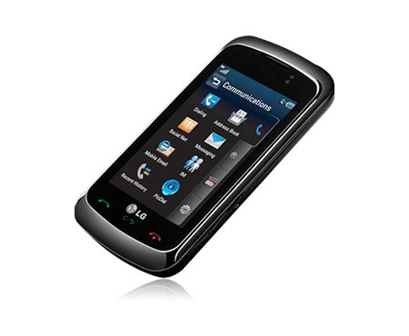 LG Encore GT550  Touch Screen Cell Phone   LG USA