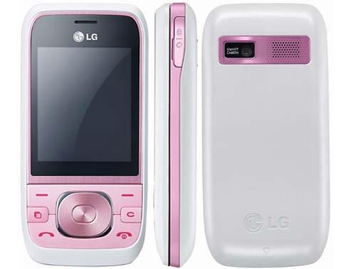 LG GU285 phone photo gallery  official photos