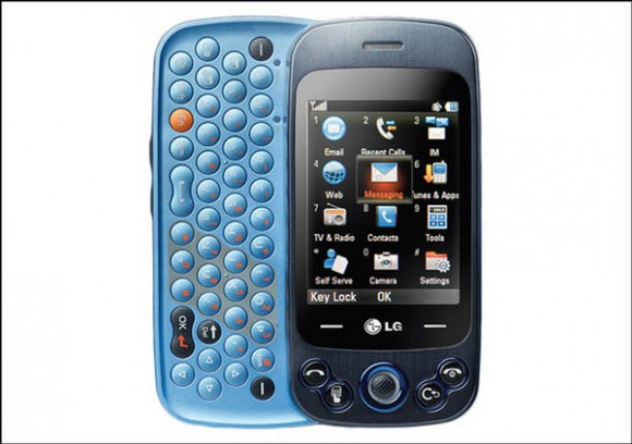 LG MOBILE PHONE  LG Rumour Plus