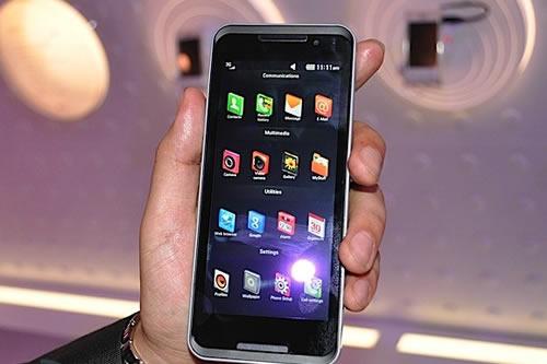 LG GW990     The First MeeGo Smartphone   OhGizmo