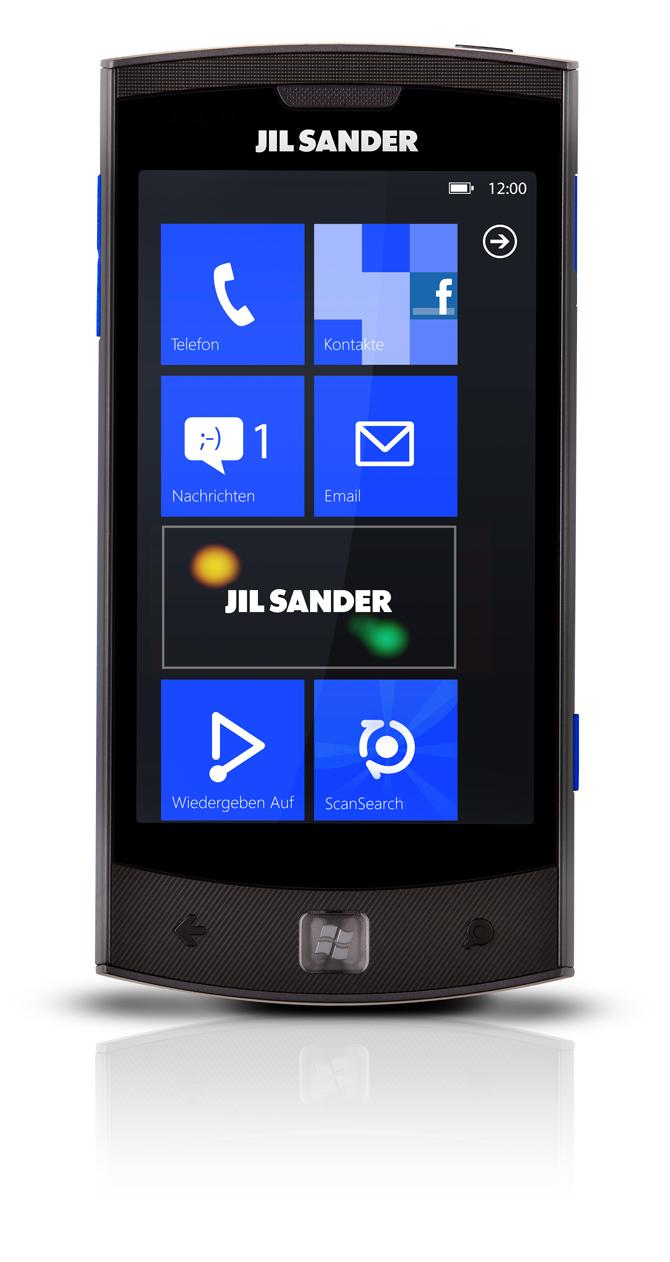 LG Jil Sander Specifications   myWindowsPhone