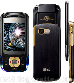 LG KC560   Mobile Gazette   Mobile Phone News