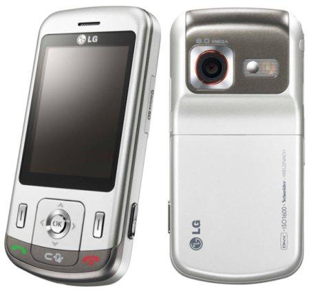 LG KC780 Portrait Phone Is Official   Ubergizmo