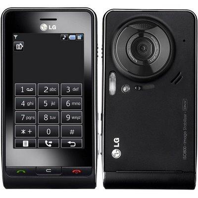 New Unlocked Lg Ke990 Viewty Full Touch Screen 5Mp Camera Black