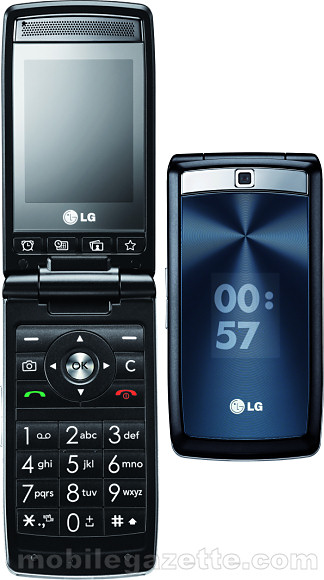 LG KF300   Mobile Gazette   Mobile Phone News