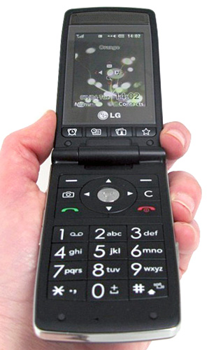 LG KF300 review   Mobile Phone   Trusted Reviews