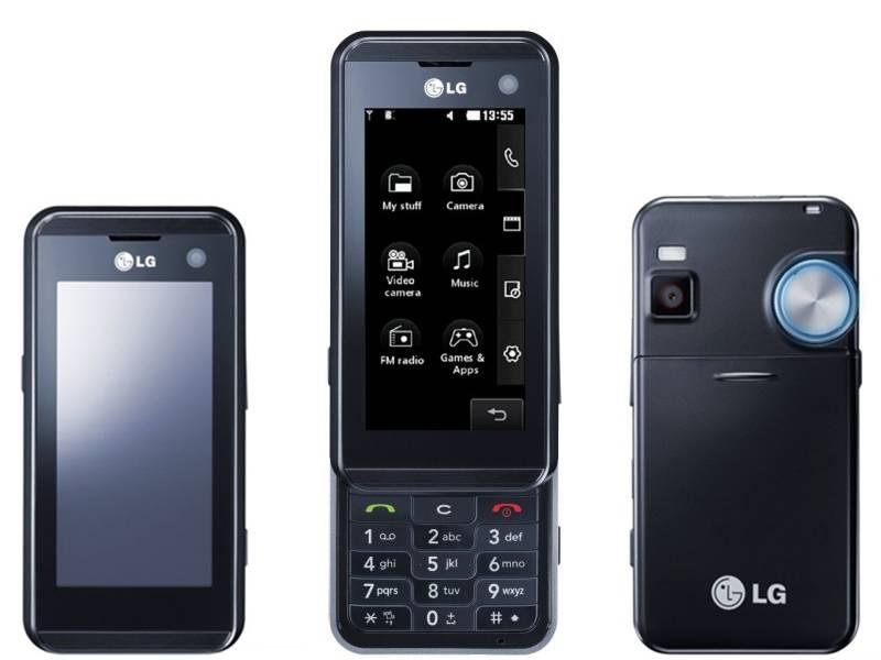 LG MOBILE PHONE  LG KF700