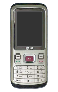 LG KM330 Specifications