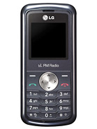 LG KP105   Full phone specifications