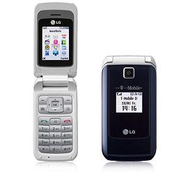 LG MOBILE PHONE  LG KP235