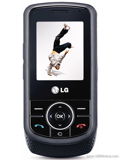 LG KP260     Complete Mobile Phone Specifications