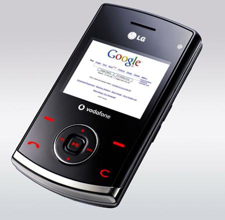 LG KU580 3G Chocolate phone goes on sale in Europe