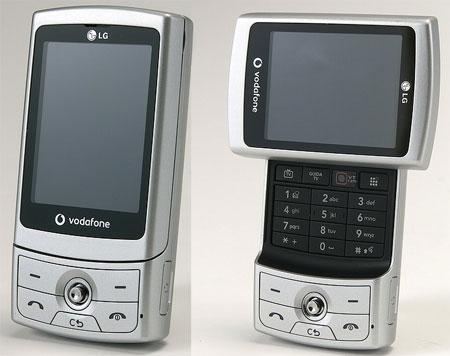 LG KU950 phone photo gallery  official photos