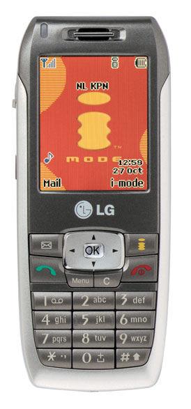 Photo of the LG L341i