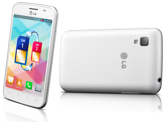 LG Optimus L4 II and L4 II Dual with 3 8 inch IPS display  Android