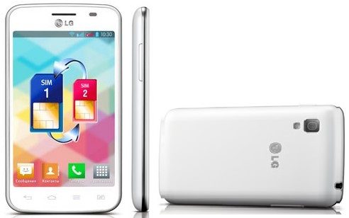 LG Optimus L4 II Dual Mobile Phone Price   Technical specification