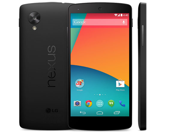 LG Nexus 5 is official  runs Android 4 4 KitKat   GSMArena com news