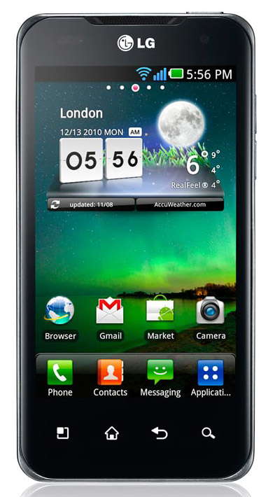 LG Optimus 2X SU660   Specs and Price   Phonegg