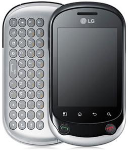 LG Optimus Chat C550 Accessories