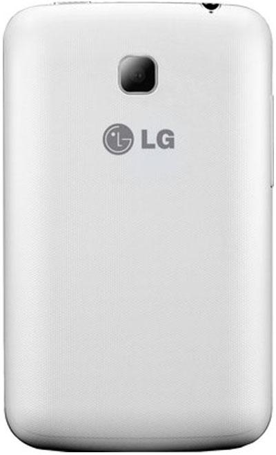 Buy LG Optimus L3II Dual E435  White  using Navratna reward points