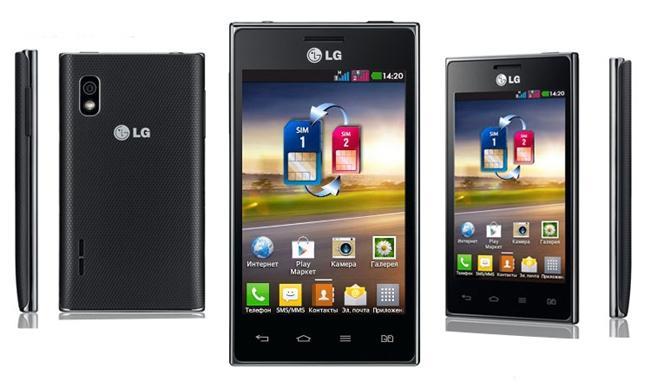 LG Optimus L5 Dual E615 Price in Malaysia Specs   TechNave