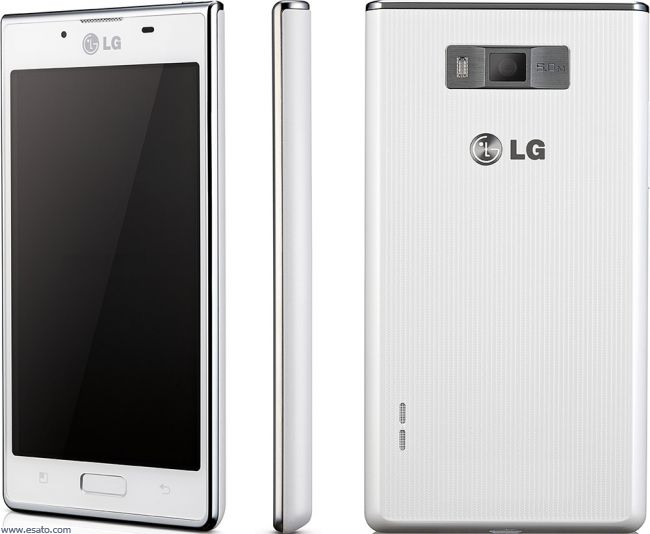 LG Optimus L7 P700 picture gallery