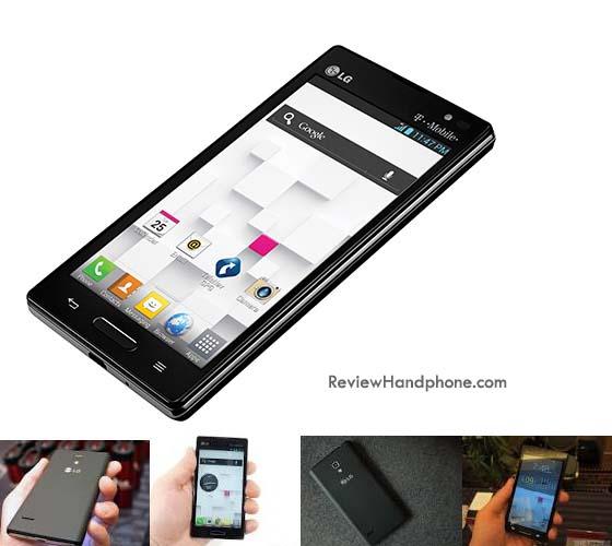 Gambar Handphone LG Optimus L9