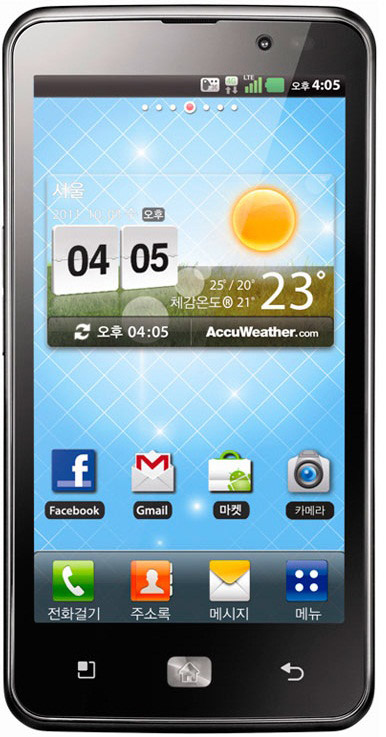 LG Optimus LTE SU640   Specs and Price   Phonegg