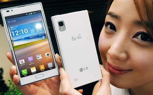 White LG Optimus LTE2 coming out  Verizon will get Black version