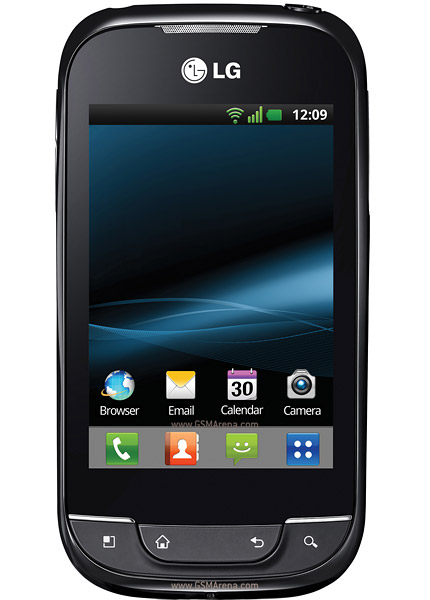 LG Optimus Net   Full phone specifications