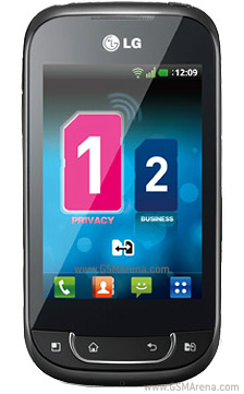 LG Optimus Net Dual   Full phone specifications