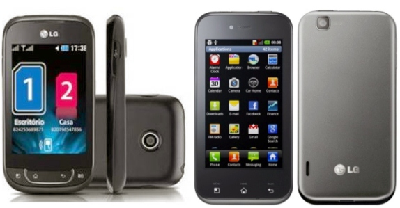 LG Optimus Net Dual SIM and LG Optimus Sol price revealed for India