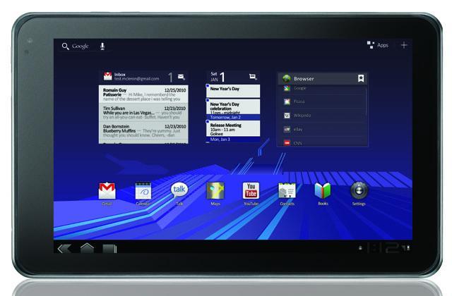 LG Optimus PAD Tablet PC Reviews Australia www