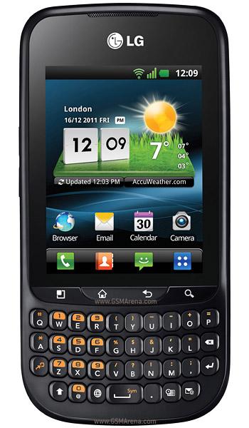 LG Optimus Pro C660   Full phone specifications